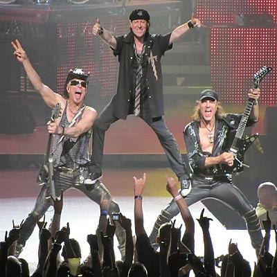 026 3HITSMIXED Scorpions - Live Forever