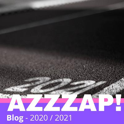 Le blog - mon programme en 2021