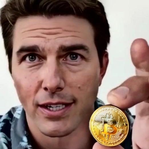 Block Digest #258 - Tom Cruise Buys Bitcoin!