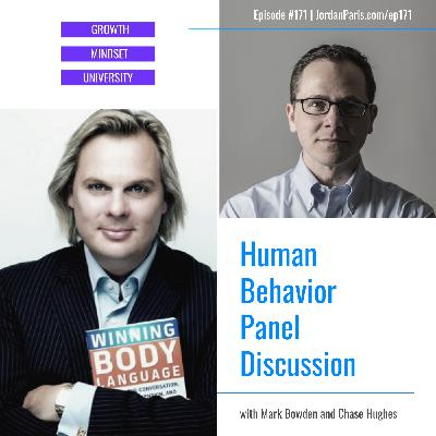 Human Behavior with Chase Hughes and Mark Bowden | Panel Discussion