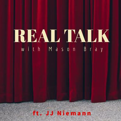 Ep. 402 - BROADWAY TALKS with an Actor - JJ Niemann