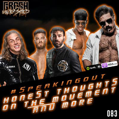 #SPEAKINGOUT MOVEMENT, THE UNDERTAKER OFFICIALLY RETIRED?   GRESH UNLEASHED 083