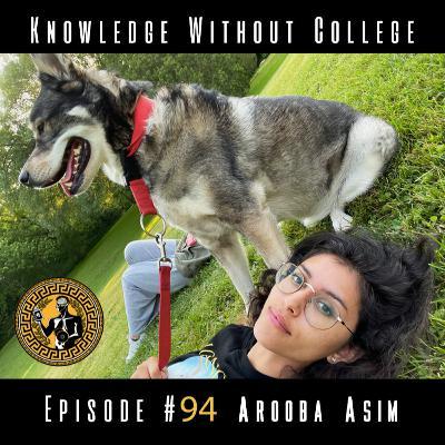 KWC #094 Arooba Asim