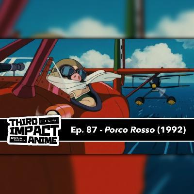 #87 - Porco Rosso (1992)