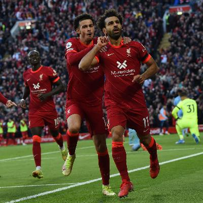 Blood Red: Man City thriller shows everybody what Liverpool fans already knew - Mohamed Salah is the world's best player right now
