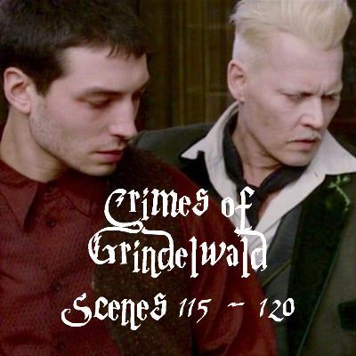 Episode 248 - Crimes of Grindelwald, Scenes 115 - 120
