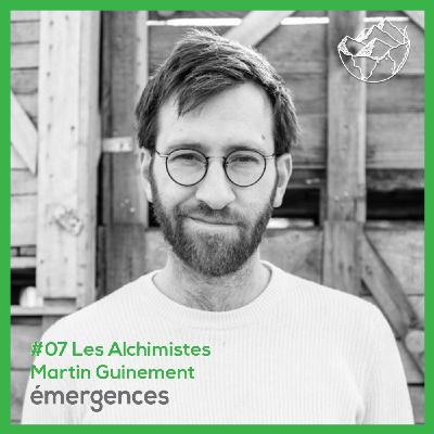 Emergences#07 – Martin Guinement – Les Alchimistes – Créer du compost à partir des déchets alimentaires en ville