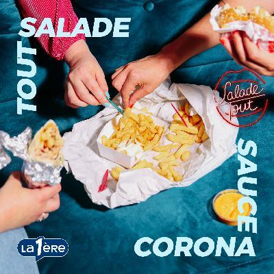 Salade Tout, saison 2 : Sauce corona - Bande-annonce du podcast