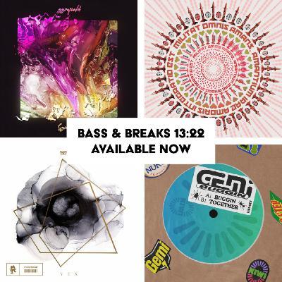 13:22 - Alison Wonderland, Bensley, Something Something, Marten Horger, Pendulum and more...