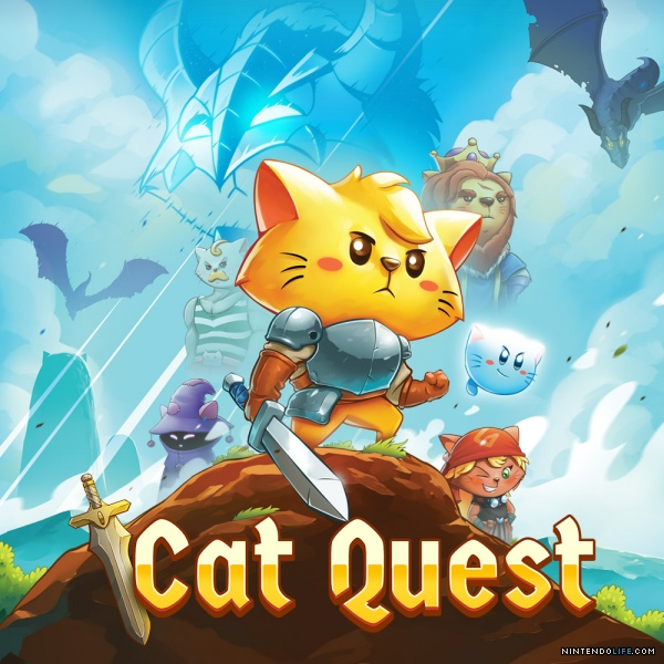 Cat Quest e Tiny Troopers Joint ops: XL