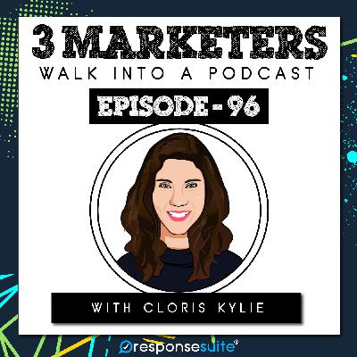 096: Double Your Reach By Building Genuine Influencer Relationships [Cloris Kylie]
