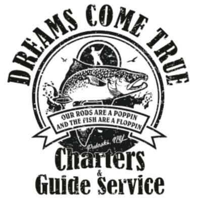 Rick Pecci of Dreams Come True Charters talks about his Fish Rite Drift Boat