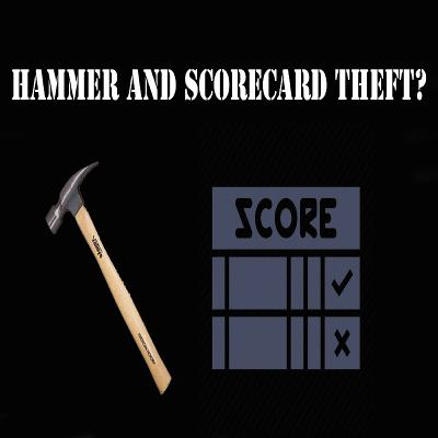 Hammer & Scorecard Theft of Election 2020?