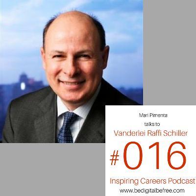Vanderlei Schiller. aprendendo a empreender,depois de 38 anos como executivo líder de RH de organizações com mais de 30 mil empregados.