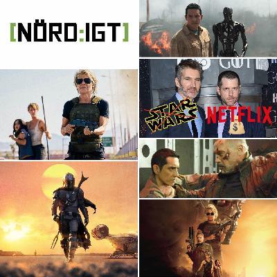 271. Den med nyheter och Terminator: Dark Fate