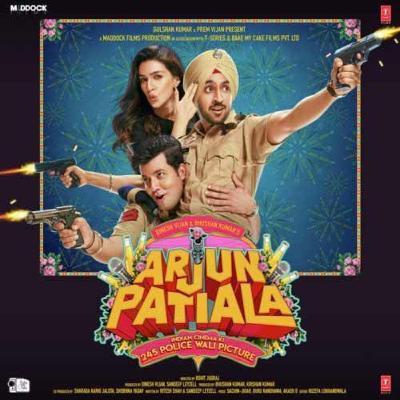 Download Arjun Patiala 2019 Movies counter HD Online Movie