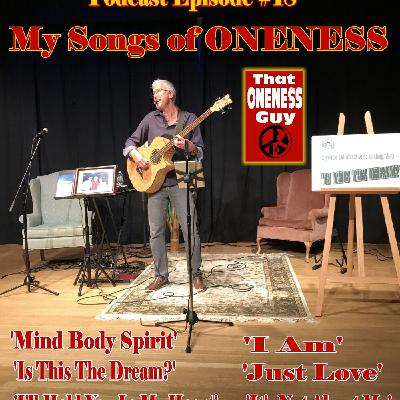 My Songs of ONENESS