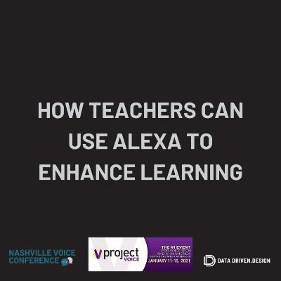Episode 289: How Teachers Can Use Alexa To Enhance Learning - with Julie Davis