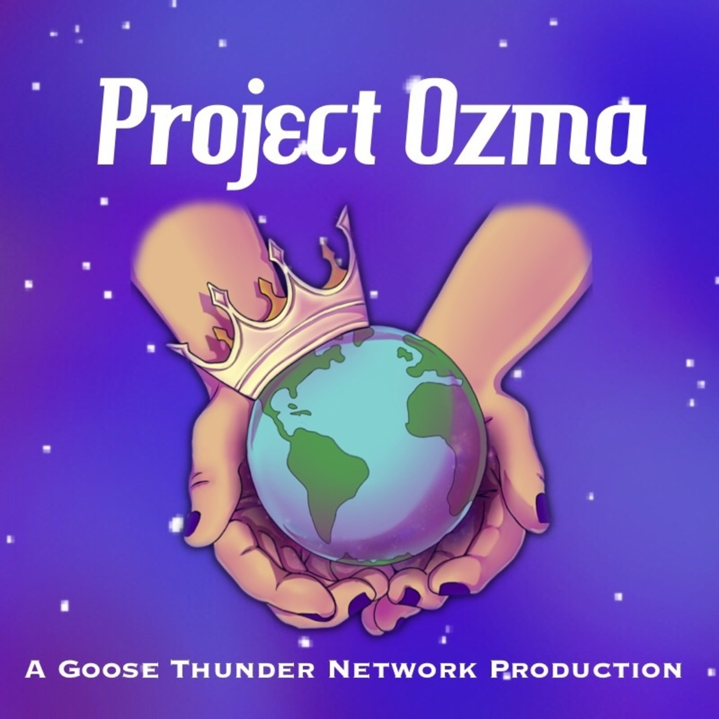 Project Ozma Podcast