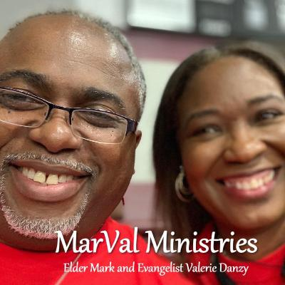 MarVal Ministries; The Word is Christ!