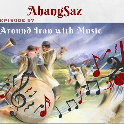 Around Iran with Music