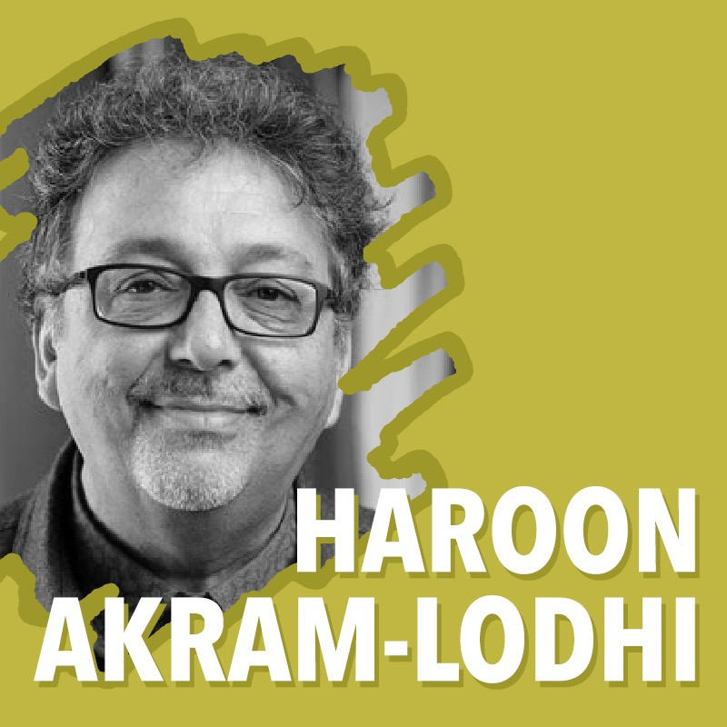 EP17 - The Agrarian Question in the 21st Century ft. A. Haroon Akram-Lodhi
