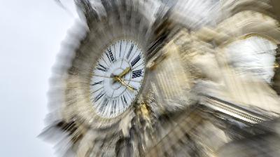 The Pandemic Time Warp