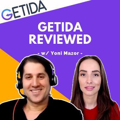 #34 - GETIDA Review w/ Yoni Mazor   Amazon Reimbursement Company