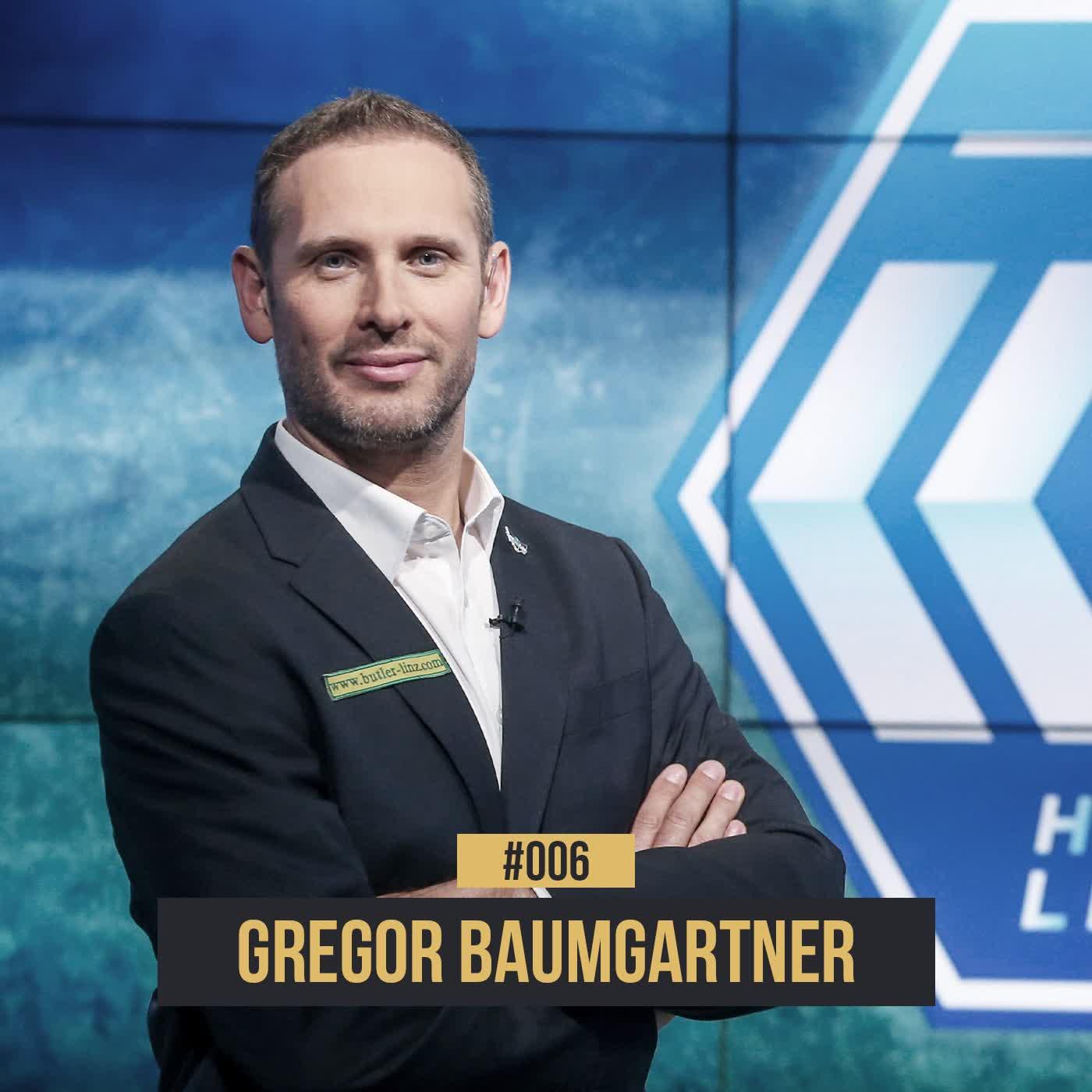 #006 Gregor Baumgartner: Eishockey-Experte auf allen Ebenen