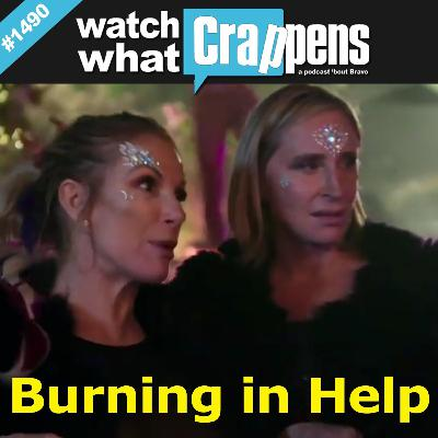 RHONY: Burning in Help