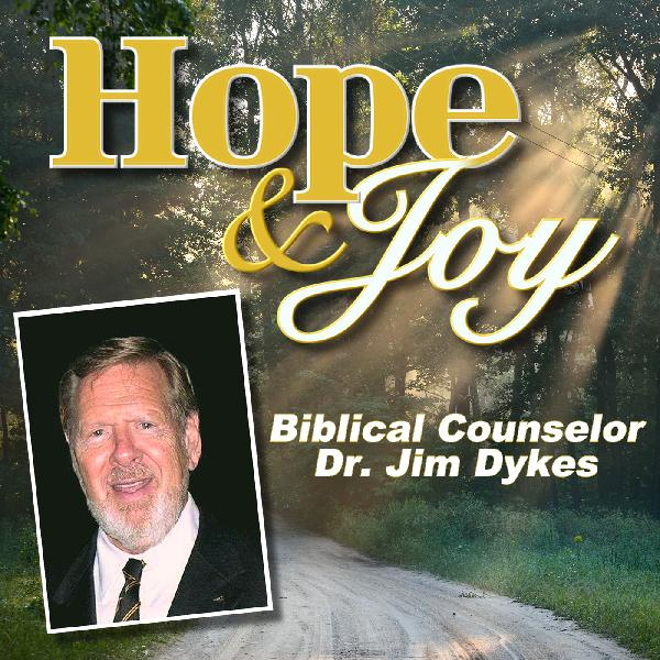 Forgiveness Brings Us Closer To God's Blessings on Hope and Joy With Dr Jim Dykes
