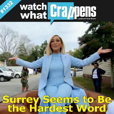 RHOP: Surrey Seems to Be the Hardest Word