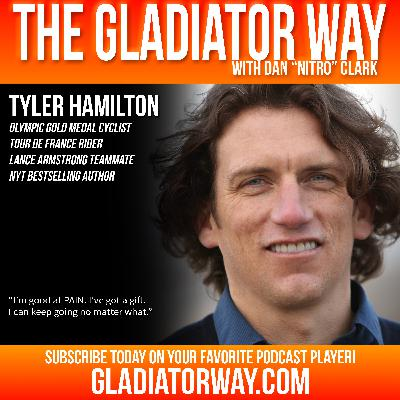 36: Tyler Hamilton | Tyler Hamilton Gold medalist & Tour de France Rider