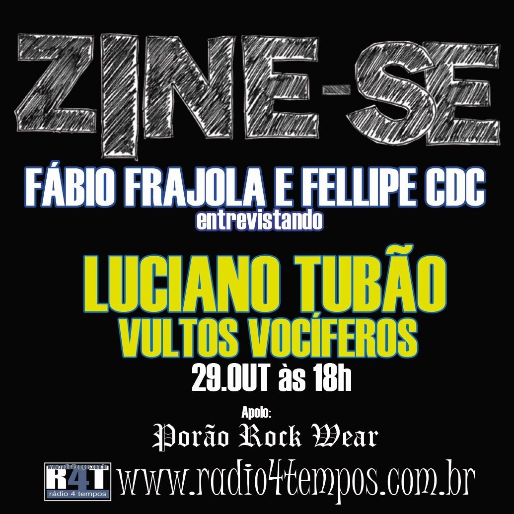 Rádio 4 Tempos - Zine-se 27
