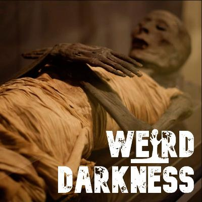 """""""MY NEW YEAR'S EVE AMONG THE MUMMIES"""" #WeirdDarkness"""