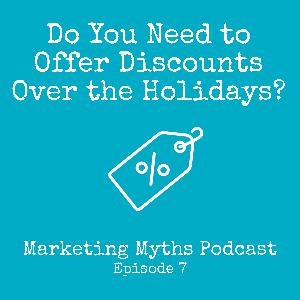 Do You Need to Offer Discounts Over the Holidays?