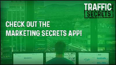 Check Out The Marketing Secrets App!