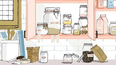 Kitchen Organization Tips From Deb Perelman Of Smitten Kitchen