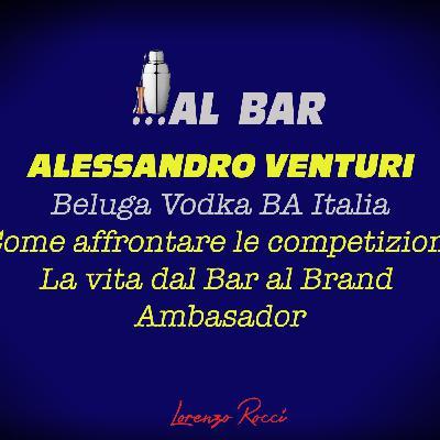 ALESSANDRO VENTURI... Dal Banco a Brand Ambassador attraverso le competizioni