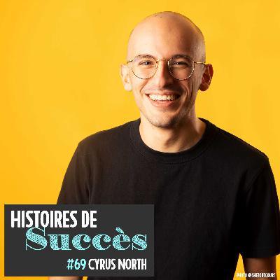 La course après le succès de Cyrus North, philosophe vulgarisateur sur YouTube