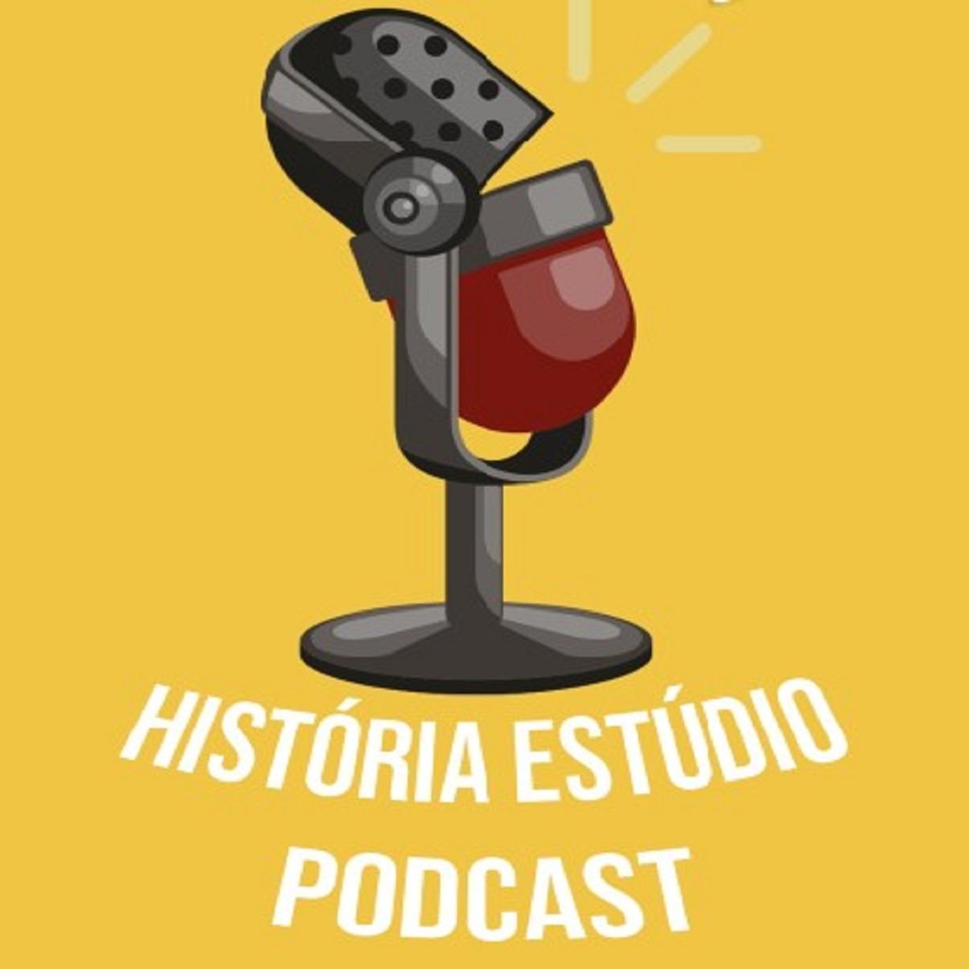 História Estúdio Podcast