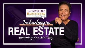 HOW TECHNOLOGY IMPACTS REAL ESTATE INVESTING – Robert Kiyosaki featuring Ken McElroy