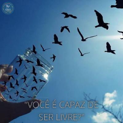 VOCÊ É CAPAZ DE SER LIVRE?   Isabela Ferreira