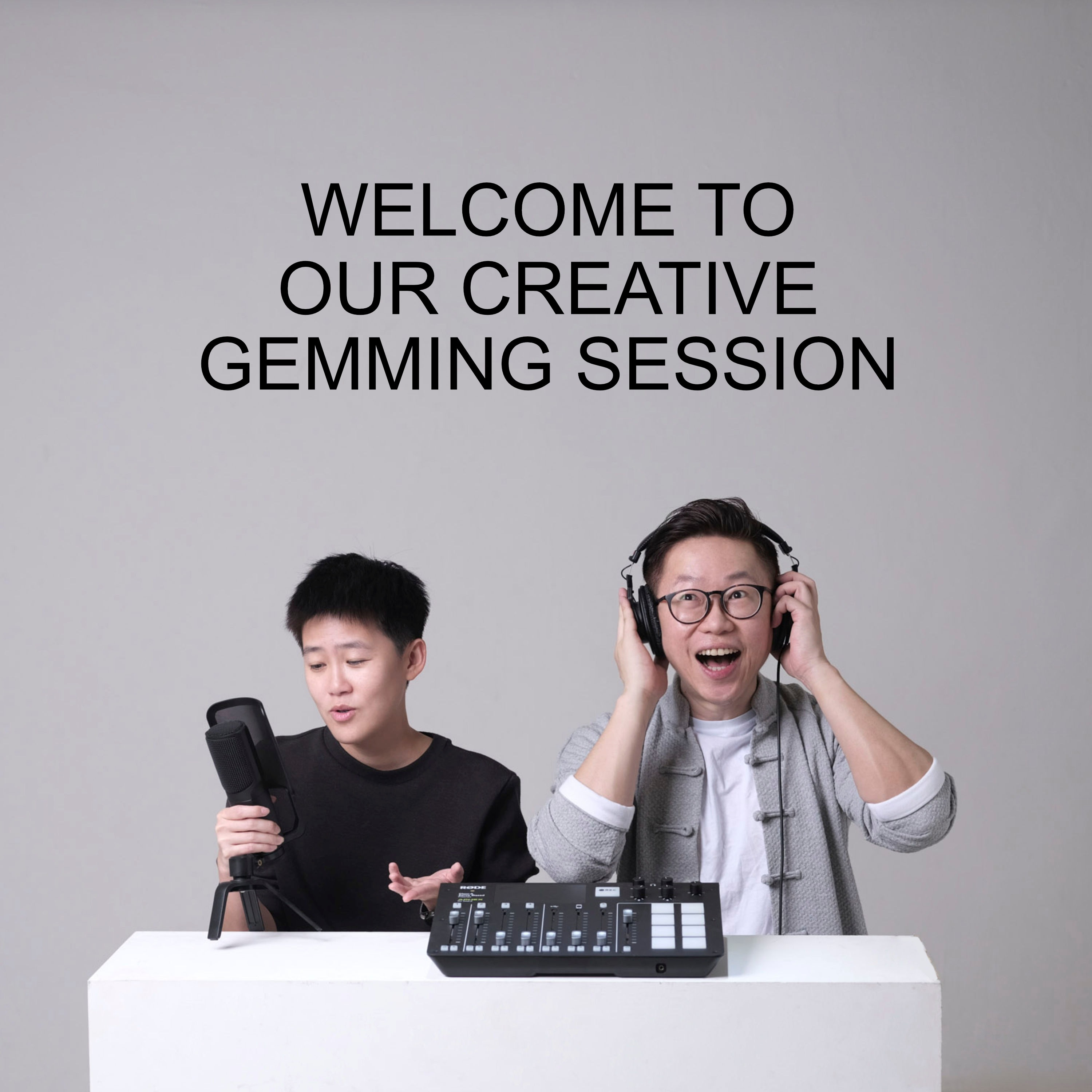 Ep #19 - Welcome To Our Creative Gemming Session