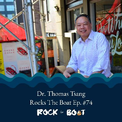 74 | Writer of the Affordable Care Act and Founder of Valera Health: Dr. Thomas Tsang