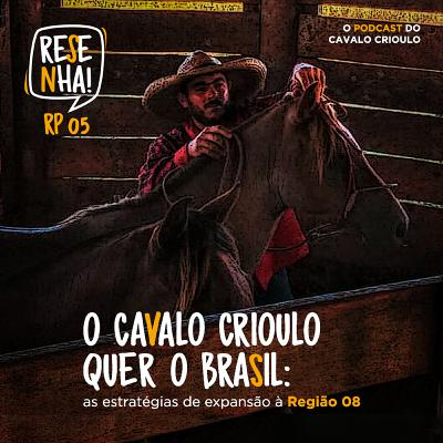 RP 05: O Cavalo Crioulo quer o Brasil - as estratégias de expansão à Região 08
