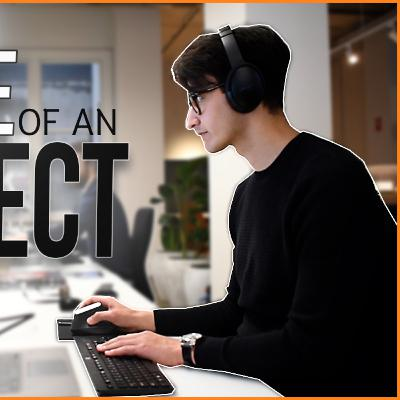A Day in The Life of an Architect - Samee (Full Interview)   094