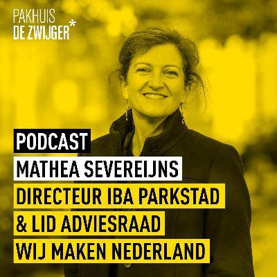 Mathea Severeijns over creatieve oplossingen in de planologie