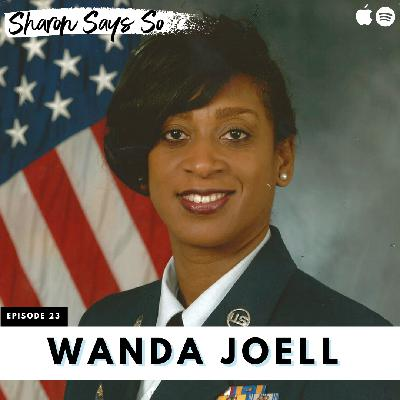 23. Flying with Presidents with Wanda Joell
