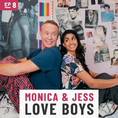 Part 8: Monica & Jess Love Cock Buffets with Dan Savage